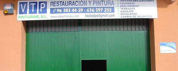 Empresa de pintura en Valencia